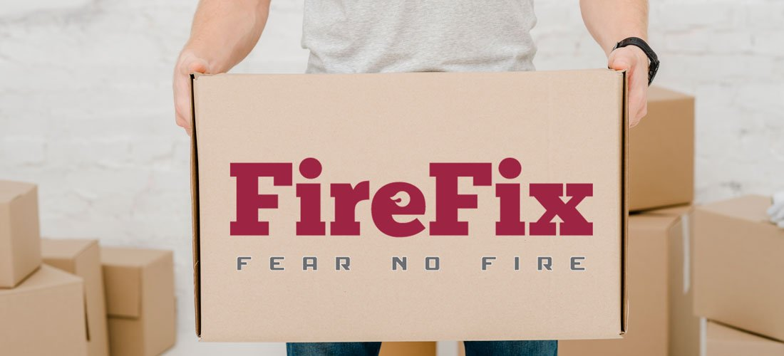 Jual Thermatic Fire Extinguisher - Firefix